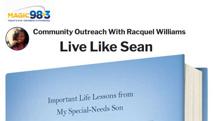 Community Outreach with Racquel Williams: Live Like Sean