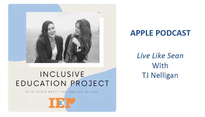 Apple Podcast - Inclusive Education Project