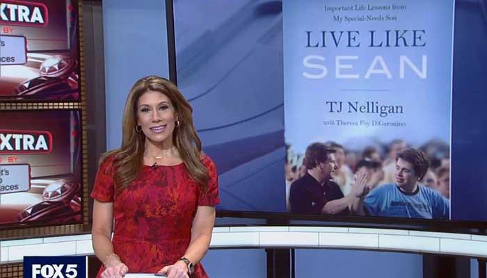 WNYW-FOX Sports interview with TJ Nelligan