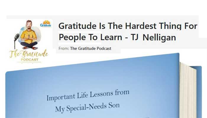 The Gratitude Podcast with TJ Nelligan
