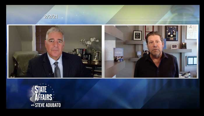 PBS State of Affairs | One-on-One with Steve Adubato and TJ Nelligan