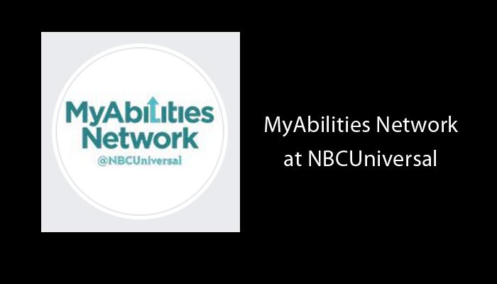 MyAbilities at NBCUniversal